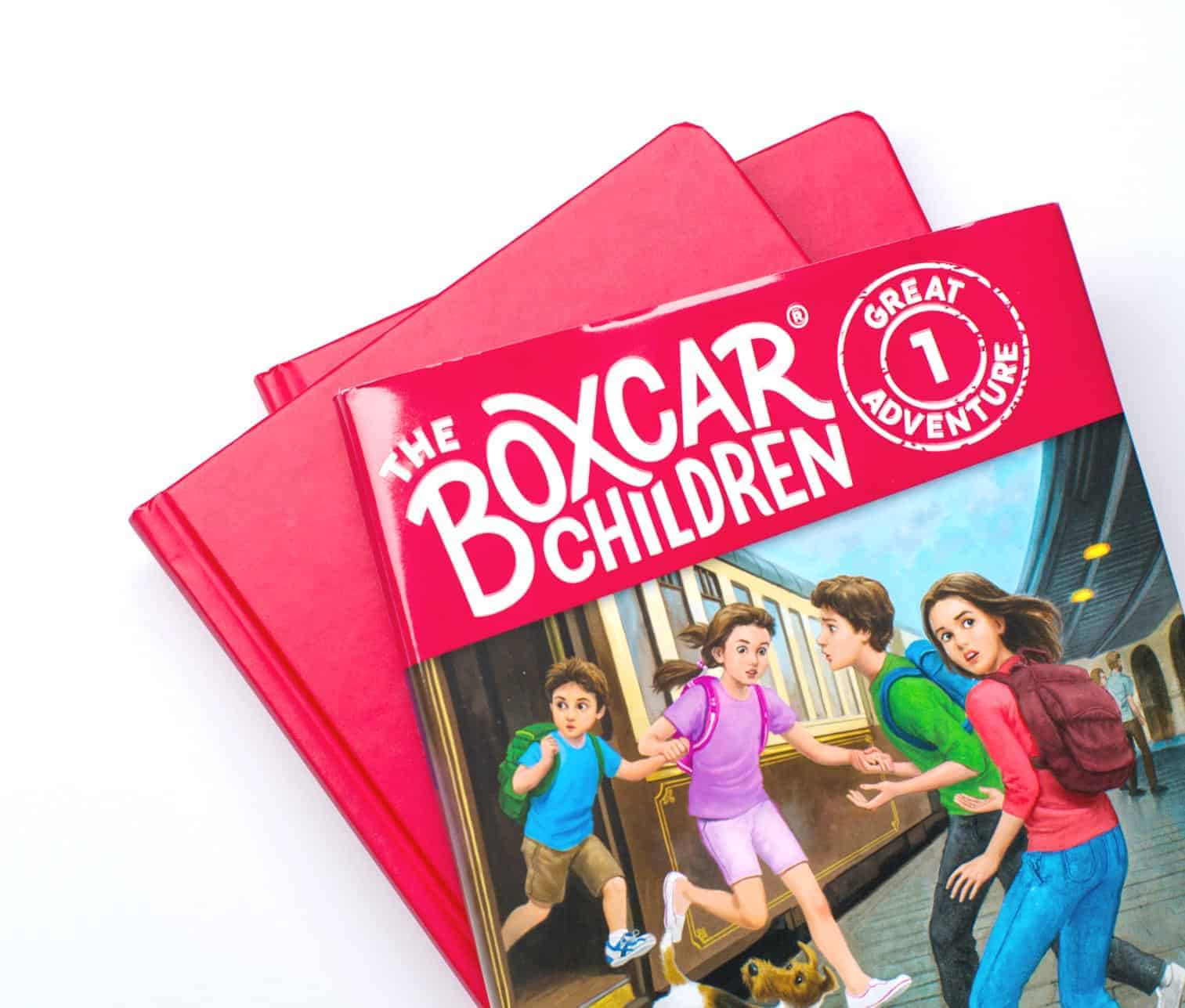boxcar children case