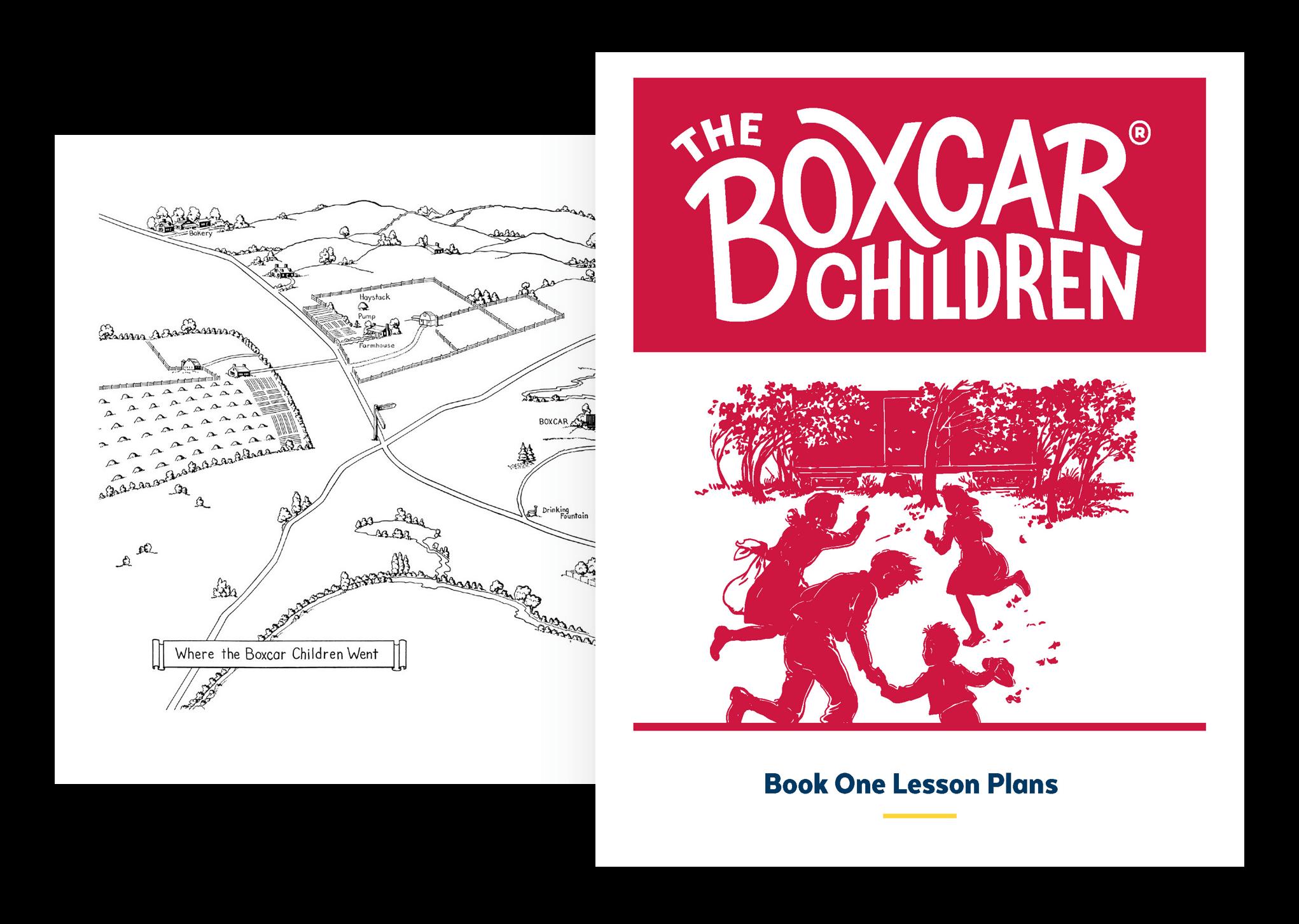 boxcar children lesson
