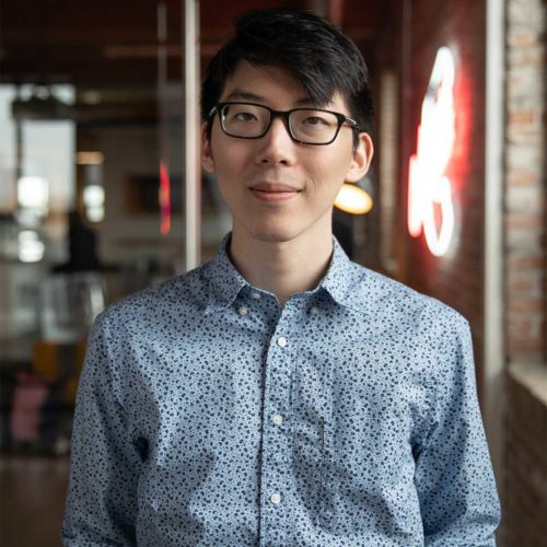 Chris Choi - Web & Mobile Application Developer at cultivate