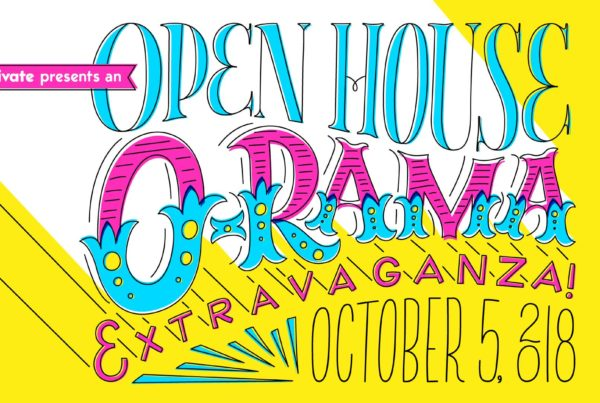 cultivate open house banner