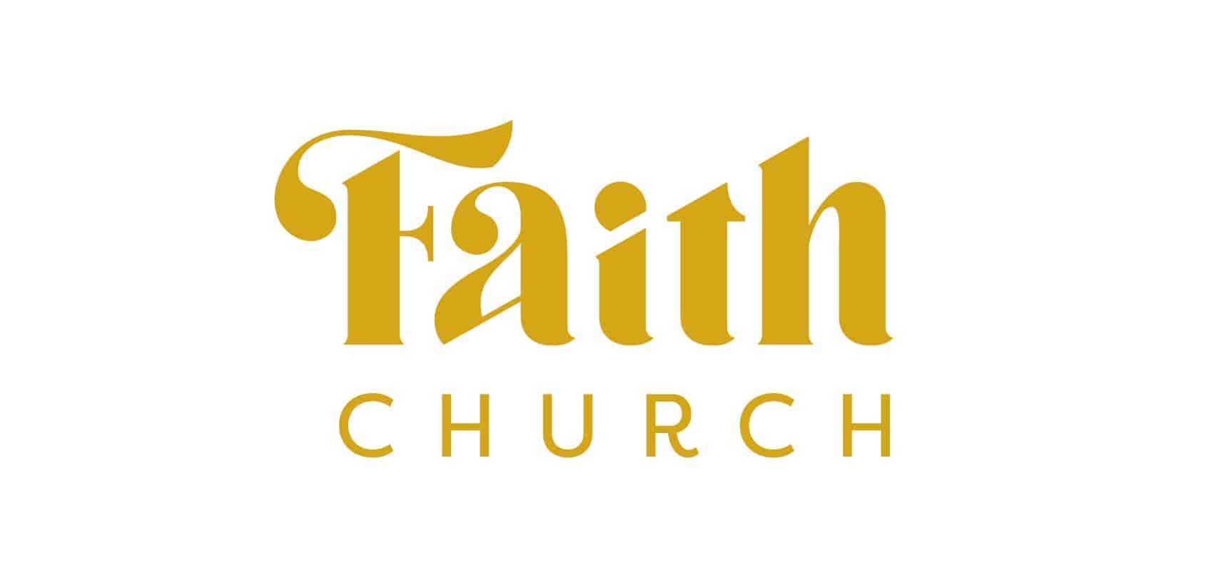 logos for faith church